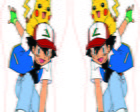CHINELO POKEMON - ASH E PIKACHU