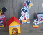 "Kit festa "" MICKEY em scrap """