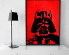 Quadro Decorativo Star Wars Vader