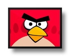 angry bird-red-infantil