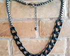 Maxi Colors Chains Black & Grafite