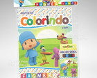 Kit Colorir Pocoyo + Brindes