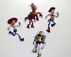 10 Apliques Toy Story