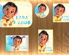 Arte Kit Digital - Moana Baby
