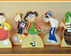 PERSONAGENS/TOTENS CHAVES