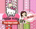 Kit Digital Hello Kitty 01