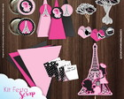 Kit Festa Scrap Paris