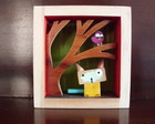 Shadow Box - Gato no Quintal