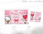 Kit escolar HELLO KITTY