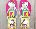 Chinelo Infantil Hello Kitty Rosa