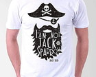 CAMISETA BLACK BEAR - PIRATA