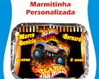 Marmitinha Hot Wheels
