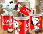 Caneca Love Chocolate - Snoopy