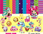 Kit Digital Shopkins 2