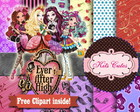 Kit Digital Ever After High 01