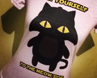 Camiseta Cat Wader