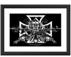 Quadro Motorhead Banda Rock Hard Metal