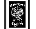 Quadro Motorhead Banda Rock Heavy Metal