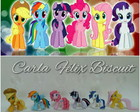 Lembrancinhas My little Pony biscuit