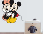 Adesivo Parede Mickey Mouse Minnie Casal
