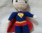 Super Man Amigurumi