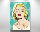 Placa Decorativa 40x29cm marilyn monroe