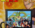 Kit Dragon Ball Caneca + Poster