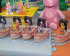 Navio Backyardigans