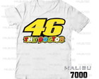 camiseta The Doctor Valentino Rossi Moto