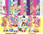 Kit Digital Shopkins 6