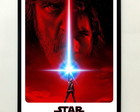 Quadro Star Wars - The Last Jedi