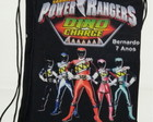 Mochilas power ranger