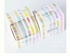 Kit com 6 Washi Tape - WK00273a