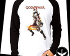 Manga Longa God Of War