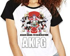 Camiseta Asian Kung Fu Generation Raglan