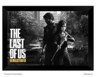 Quadro Poster 0150 The Last of Us