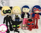 Kit Miraculous -As aventuras de ladybug