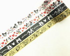 Kit 4 Washi Tape Mickey - WK00292 - 1