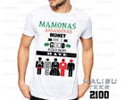 Camiseta Banda de Rock Mamonas Assassinas