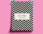 Poster Home Sweet Home| A3