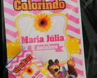 Kit colorir urso