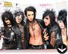 Almofada Black Veil Brides banda rock