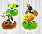 Latinha 3D Plants vs Zombies