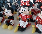 Enfeites Mickey e Minnie