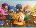 Centro de Mesa da Bubble Guppies