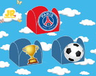 Forminhas Paris Saint Germain