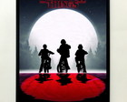 Quadro Stranger things (cartaz)