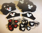 Kit Pirata Mickey e Minnie