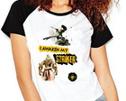 Camiseta Black Desert BDO striker Raglan