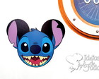 Imã Disney Cruise Headfun Stitch